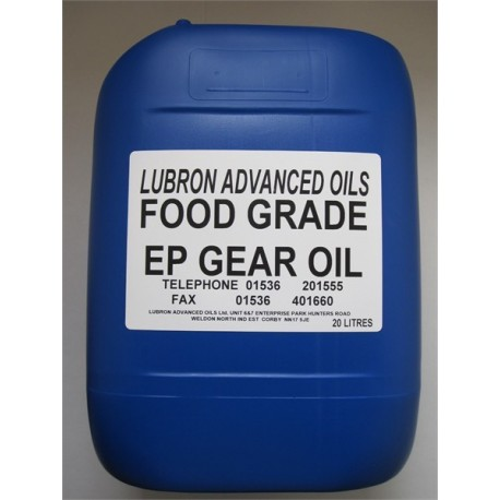 IFC Industrial Gear Oil EP220 20L