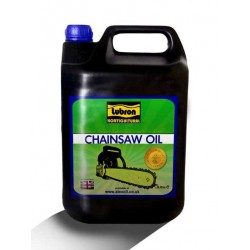 5ltr Chainsaw Oil