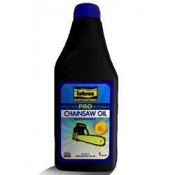 1ltr Biodegradable Chainsaw Oil