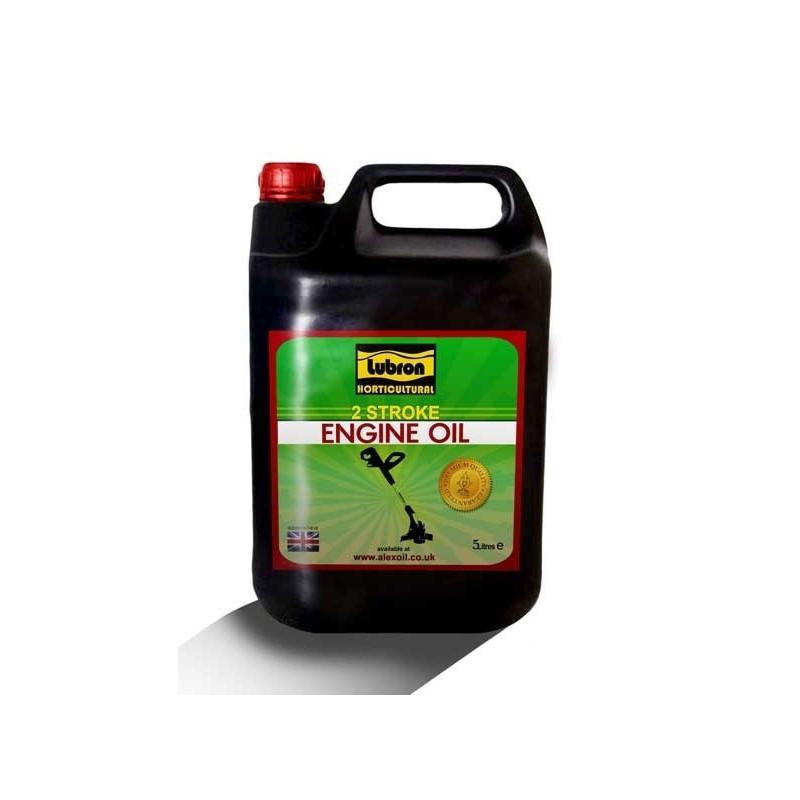 2 Stroke Engine Oil 5l Alex Oil