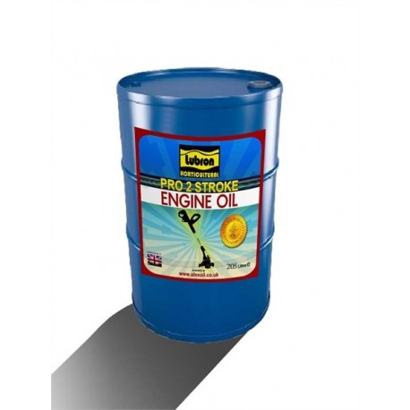 Pro 2 Stroke Engine Oil 205L Alex Oil