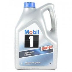 Mobil 1 10W60 Fully Synthetic Motor Oil 5L