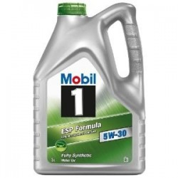 Mobil 1 ESP Formula 5W30 Fully Synthetic Motor Oil 5L