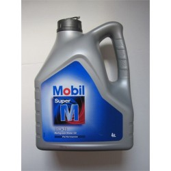 Mobil M 10W40 Engine Oil 4L