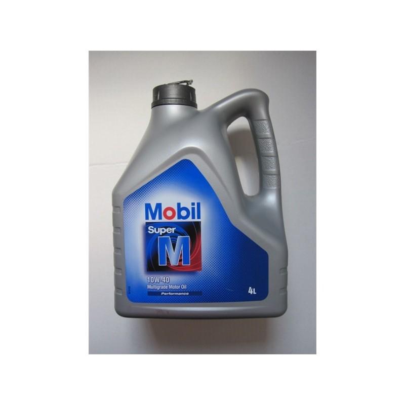 mobil m 10w40 engine oil 4l alex oil. Black Bedroom Furniture Sets. Home Design Ideas