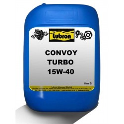 Convoy Turbo 15W/40 API...