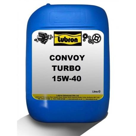 Convoy Turbo 15W/40 API CH4/SL 20L