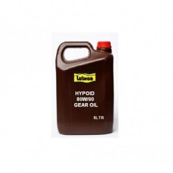 Hypoid 80W/90 Transmission Gear Oil GL5 5L