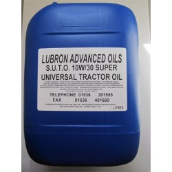 S.U.T.O 15W/30 Engine Oil 20L