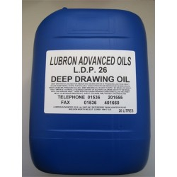 Deep Drawing Oil 20L
