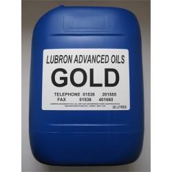 Gold Oil  20L