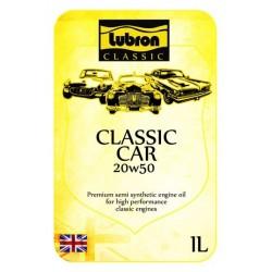 LUBRON CLASSIC CAR MOTOR OIL