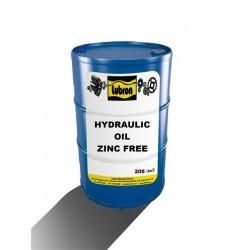 Hydraulic Oil Zinc Free 32 205L