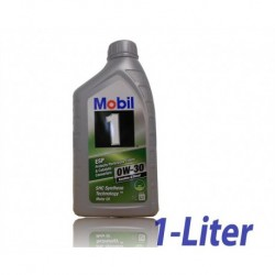 MOBIL 1 ESP 0W-30 ADVANCED SYNTHETIC
