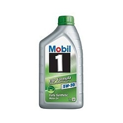 MOBIL 1 ESP 5W-30 FULLY SYNTHETIC ENGINE OIL 1L