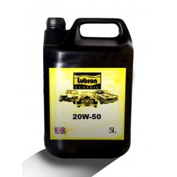 LUBRON CLASSIC ENGINE OIL 20W-50 5L