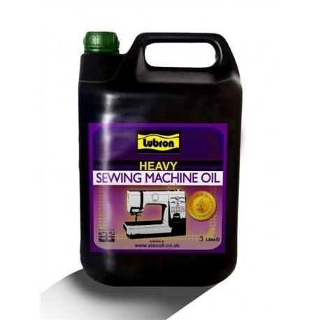 Heavy Sewing Machine Oil 5L