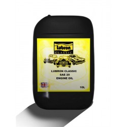 LUBRON CLASSIC ENGINE OIL SAE 20 10L