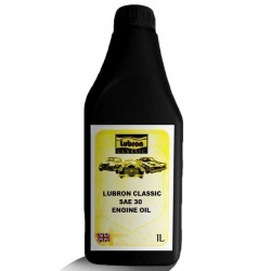 LUBRON CLASSIC ENGINE OIL SAE 30 1L