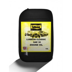 LUBRON CLASSIC ENGINE OIL SAE 30 10L