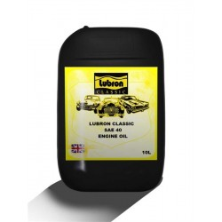 LUBRON CLASSIC ENGINE OIL SAE 40 10L