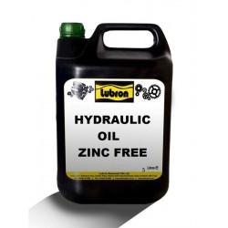 Hydraulic Oil Zinc Free 100 5L