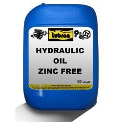 Hydraulic Oil Zinc Free 100 20L