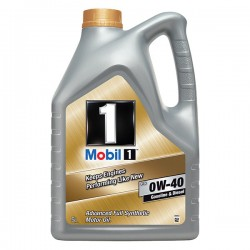 Mobil 1 FS 0W40 Fully Synthetic Motor Oil 5L