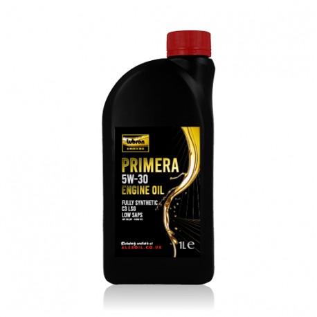 LUBRON PRIMERA ENGINE OIL 5W 30 1L