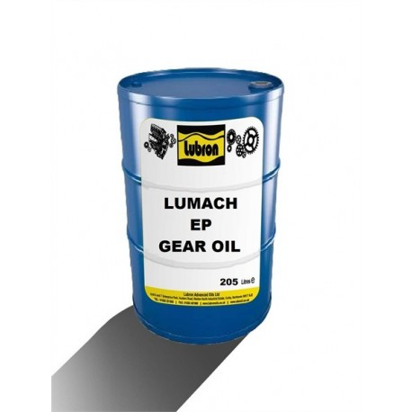 Lumach E.P. Gear Oils ISO 100 205L