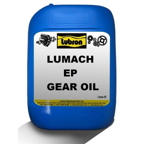 Lumach E.P. Gear Oils ISO 150 10L