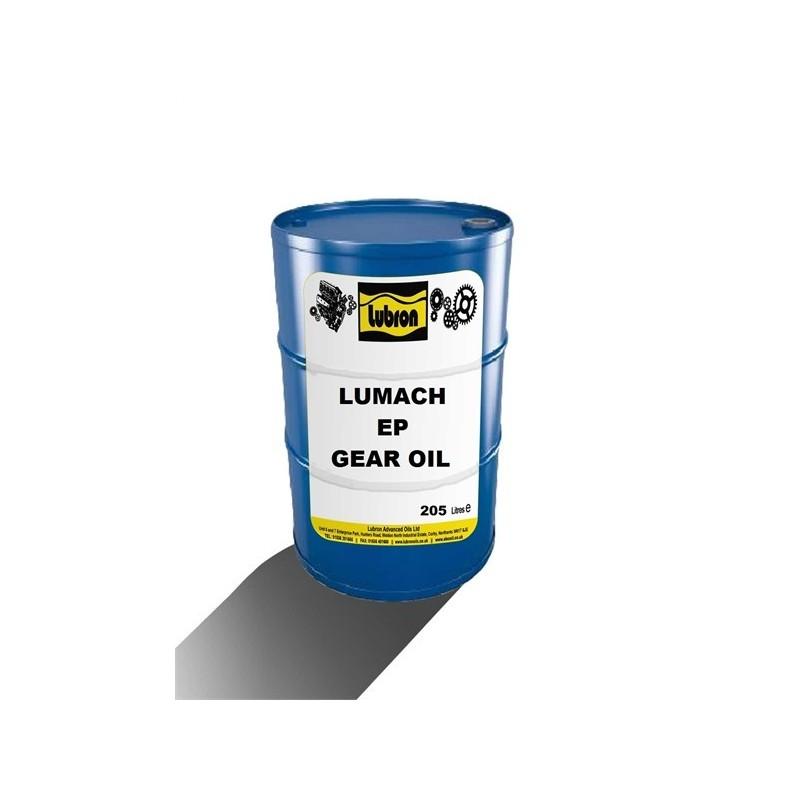 Lumach E P  Gear Oils ISO 220 205L - Alex Oil